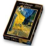 Art Puzzle Kawiarniany taras nocą 1000 w sklepie internetowym Booknet.net.pl