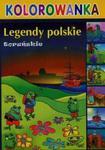 Legendy polskie toruńskie kolorowanka w sklepie internetowym Booknet.net.pl