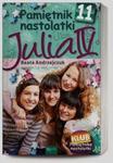 Pamiętnik nastolatki 11 Julia IV w sklepie internetowym Booknet.net.pl