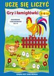 Uczę się liczyć. Gry i łamigłówki 5-6 lat.Dodawanie i odejmowanie do 10 w sklepie internetowym Booknet.net.pl
