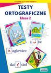 Testy ortograficzne Klasa 2 w sklepie internetowym Booknet.net.pl