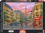 Paryska ulica Dominic Davison Puzzle 5000 w sklepie internetowym Booknet.net.pl