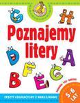 Zabawy z kangurkiem. Poznajemy litery w sklepie internetowym Booknet.net.pl