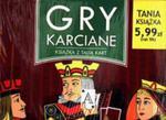 GRY KARCIANE BR + TALIA KART KOLPAP 9788363024512 w sklepie internetowym Booknet.net.pl