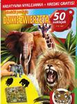 Dzieciaki poznaja dzikie zwierzęta. 50 naklejek w sklepie internetowym Booknet.net.pl