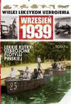 Lekkie kutry uzbrojone i kutry meldunkowe Flotylli Pińskiej w sklepie internetowym Booknet.net.pl