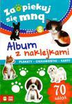 ALBUM Z NAKLEJKAMI 8 ZSM N.WYD Z.SOWA 9788379836499 w sklepie internetowym Booknet.net.pl