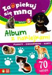 ALBUM Z NAKLEJKAMI 5 ZSM N.WYD Z.SOWA 9788379836468 w sklepie internetowym Booknet.net.pl