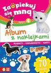 ALBUM Z NAKLEJKAMI 4 ZSM N.WYD Z.SOWA 9788379836451 w sklepie internetowym Booknet.net.pl