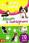 ALBUM Z NAKLEJKAMI 3 ZSM N.WYD Z.SOWA 9788379836444 w sklepie internetowym Booknet.net.pl