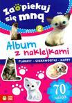 ALBUM Z NAKLEJKAMI 2 ZSM N.WYD Z.SOWA 9788379836437 w sklepie internetowym Booknet.net.pl
