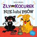 Zły Kocurek nie lubi psów w sklepie internetowym Booknet.net.pl