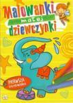 Malowanki małej dziewczynki w sklepie internetowym Booknet.net.pl