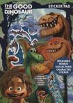Blok z naklejkami Dobry Dinozaur w sklepie internetowym Booknet.net.pl