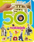 501 naklejek zawody w sklepie internetowym Booknet.net.pl