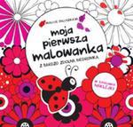 Moja pierwsza malowanka Biedronka w sklepie internetowym Booknet.net.pl