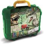 Pieczątki Zestaw podróżny Dinozaury w sklepie internetowym Booknet.net.pl
