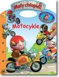 MAŁY CHŁOPIEC MOTOCYKLE NAKLEJKI + DUŻA OLESIEJUK 9788327441652 w sklepie internetowym Booknet.net.pl