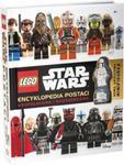 Lego Star Wars. Encyklopedia postaci + figurka w sklepie internetowym Booknet.net.pl