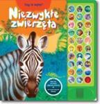 Czyj to odgłos? Niezwykłe zwierzęta. Książeczka dźwiękowa w sklepie internetowym Booknet.net.pl