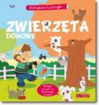 NAKLEJKOWE HISTORYJKI ZWIERZĘTA BR FK 9788327428868 w sklepie internetowym Booknet.net.pl