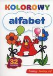 Kolorowy alfabet 32 naklejki w sklepie internetowym Booknet.net.pl