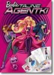 Barbie Tajne agentki. Kolorowanka i naklejki DPN-108 w sklepie internetowym Booknet.net.pl