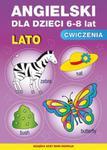 Angielski dla dzieci Zeszyt 22 6-8 lat Ćwiczenia Lato w sklepie internetowym Booknet.net.pl