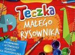 Teczka małego rysownika. Kolorowanki i aktywizujące książeczki dlaprzeczkolaka w sklepie internetowym Booknet.net.pl
