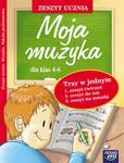 Muzyka. Moja muzyka. Ćwiczenia. Klasa 4-6. w sklepie internetowym Booknet.net.pl
