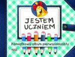 Jestem uczniem. Pamiątkowy album pierwszoklasisty w sklepie internetowym Booknet.net.pl
