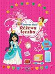 Różowa teczka Królewna Emily w sklepie internetowym Booknet.net.pl