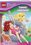 LEGO FRIENDS ZADANIE NAKLEJANIE LAS-104 w sklepie internetowym Booknet.net.pl