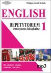 English Repetytorium tematyczno-leksykalne + CD w sklepie internetowym Booknet.net.pl