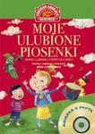 Moje ulubione piosenki. Znane i lubiane utwory dla dzieci + CD w sklepie internetowym Booknet.net.pl