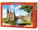 Puzzle Moszna Castle, Poland 1500 w sklepie internetowym Booknet.net.pl