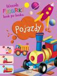 Wesołe figurki-Pojazdy. Cuda z plasteliny w sklepie internetowym Booknet.net.pl