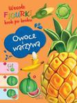 Wesołe figurki- Owoce i Warzywa. Cuda z plasteliny w sklepie internetowym Booknet.net.pl