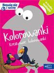 Kolorowanki Kreatywne kolorowanki (5+) w sklepie internetowym Booknet.net.pl