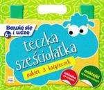 Pakiet Bawię się i uczę. TECZKA 6-latka w sklepie internetowym Booknet.net.pl