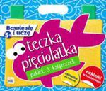 Pakiet Bawię się i uczę. TECZKA 5-latka w sklepie internetowym Booknet.net.pl