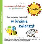 Zaczarowany języczek w krainie zwierząt 3-latki w sklepie internetowym Booknet.net.pl