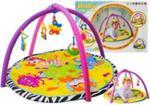 Mata edukacyjna dla maluszka Baby wiszące zabawki w sklepie internetowym Booknet.net.pl