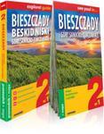 Bieszczady, Beskid Niski, Góry Sanocko-Turczańskie explore! guide w sklepie internetowym Booknet.net.pl