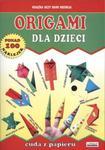 ORIGAMI DLA DZIECI BR. NW LITERAT 9788378988342 w sklepie internetowym Booknet.net.pl
