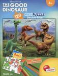 Puzzle dwustronne maxi Dobry dinozaur 120 w sklepie internetowym Booknet.net.pl