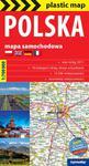 MAPA SAM.-POLSKA 1:700 000 FOLIOWANA EXPRESSMAP 9788375469493 w sklepie internetowym Booknet.net.pl
