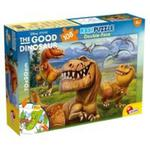 Puzzle dwustronne 2w1 supermaxi 108 Dobry dinozaur w sklepie internetowym Booknet.net.pl