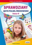 Sprawdziany Klasa 2 Język polski środowisko w sklepie internetowym Booknet.net.pl