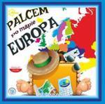 Palcem po mapie - Europa w sklepie internetowym Booknet.net.pl